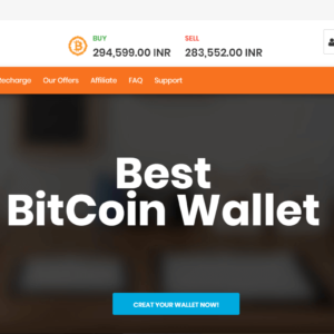 Bitcoin wallet system